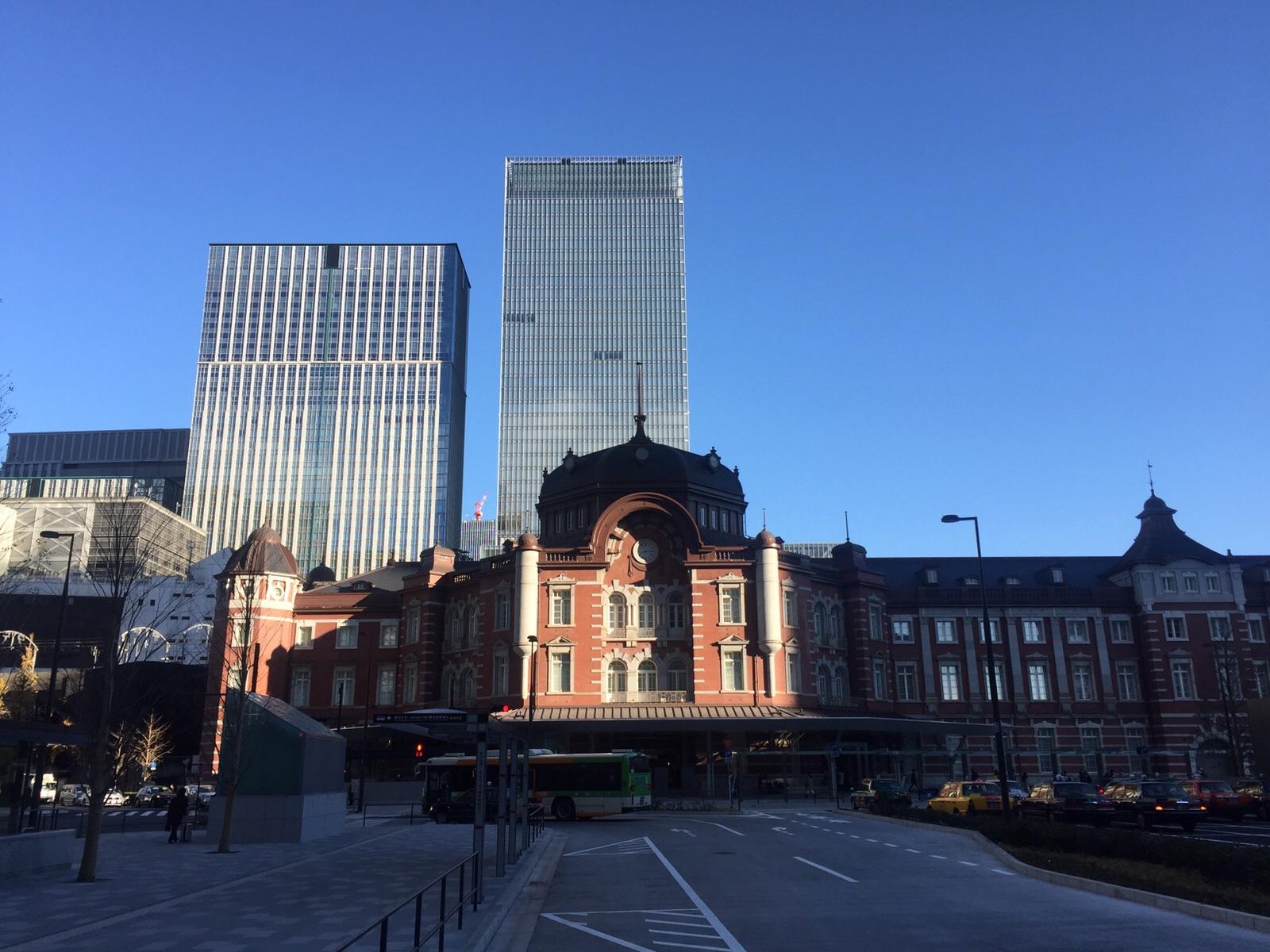 シン・ゴジラ爆地巡礼【最終回】 最終決戦、東京駅