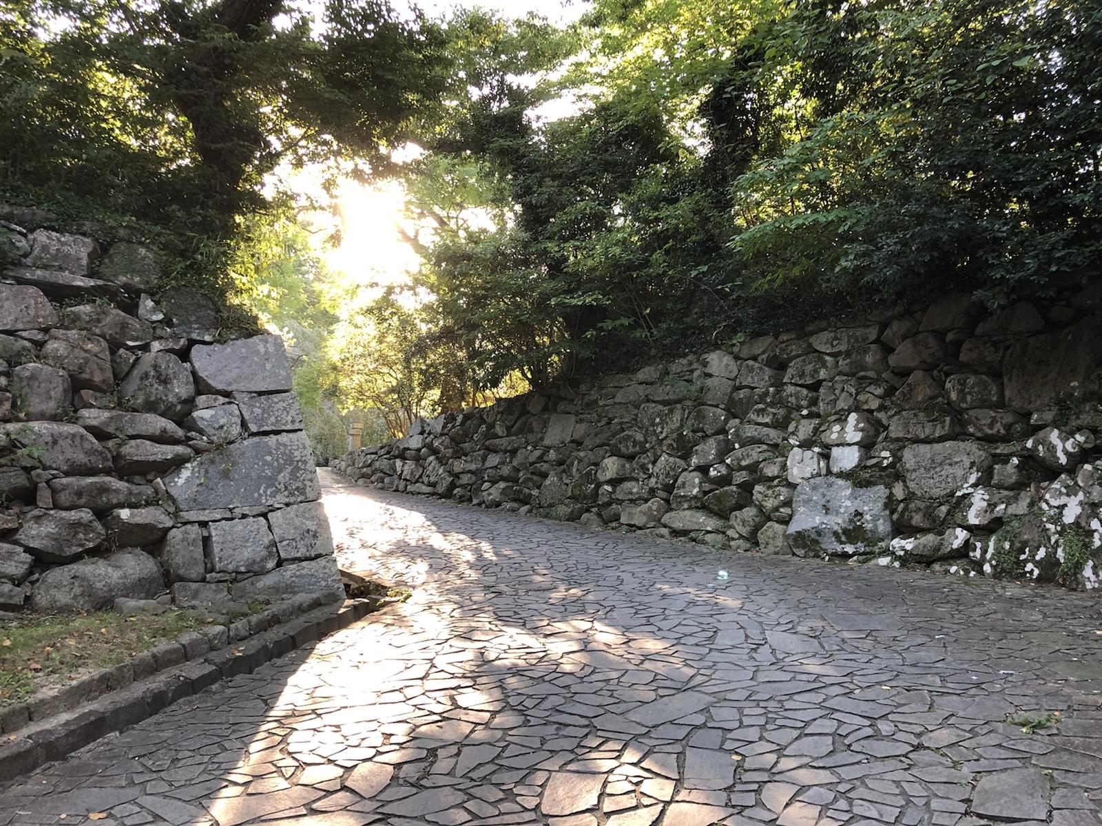 黒田官兵衛・長政ゆかりの名城へ!福岡城跡と大濠公園