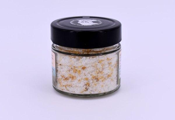 flor de sal ajo 2 - Flor de Sal con Ajo