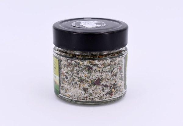 flor de sal chimichurri 2 - Flor de Sal con Chimichurri