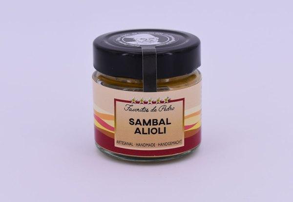 sambal alioli - Sambal Alioli