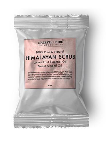 Majestic Pure Himalayyan Scrub