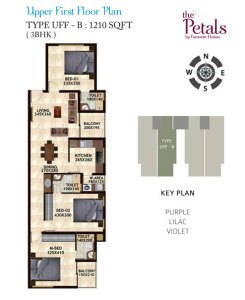 The Violet Floor Plan