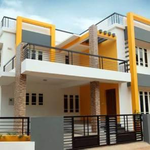 Villas in Njandoorkonam - Pebble Gardens