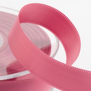Antique Pink Satin Ribbon