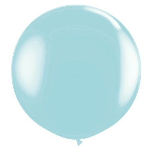 1 Metre Clear Giant Balloons