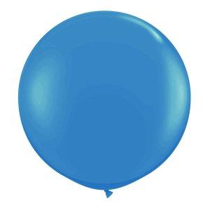 1 Metre Pastel Blue Giant Balloons