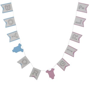 Boy or Girl Bunting