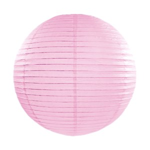 Light Pink Paper Lanterns 14inch