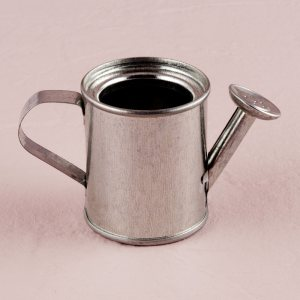 Mini Metal Watering Cans x 12