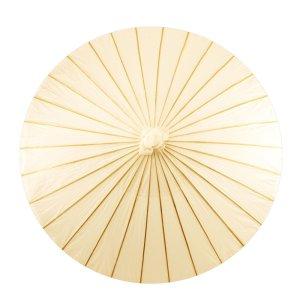 Paper Parasol - Ivory