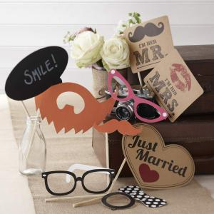 Vintage Photo Booth Props