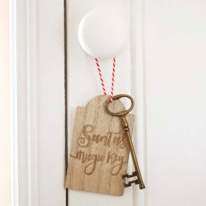 Santa's Magic Key Keepsake
