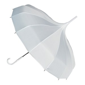 White Pagoda Umbrellas