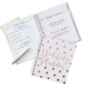 Luxury Foiled Wedding Planner