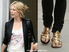 She Loves a Gladiator- Giuseppe Zanotti Sandals 2008