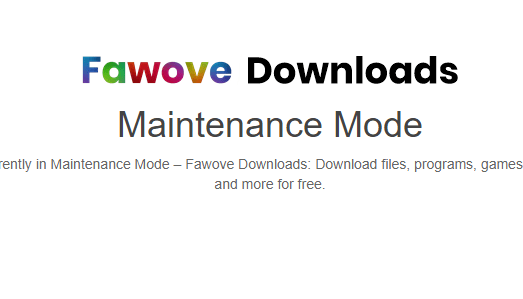 Fawove Downloads will get you the download-experience you wish