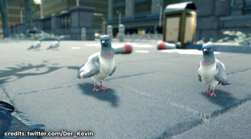 Pigeon Simulator 2019: Dev PixelPizza Is Creating A New Game (Gameplay)
