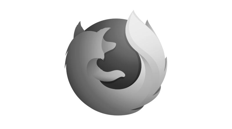 Cómo obtener un menú de clic derecho oscuro en Mozilla Firefox