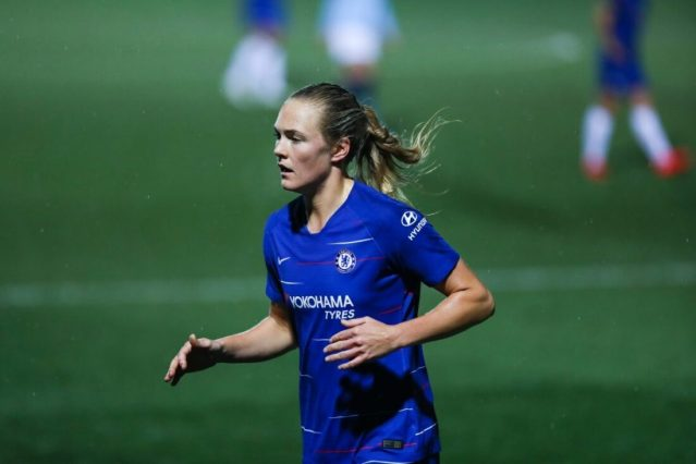 Chelsea star lands Swedish Defender of the Year accolade