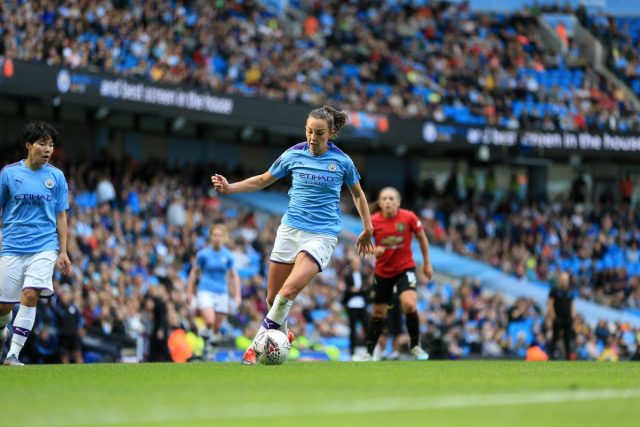 REWIND: Weir hits stunner as City defeat United in historic Manchester derby