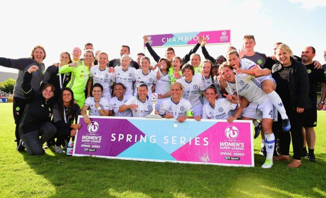 Could the Spring Series return to rescue FAWSL following suspension?