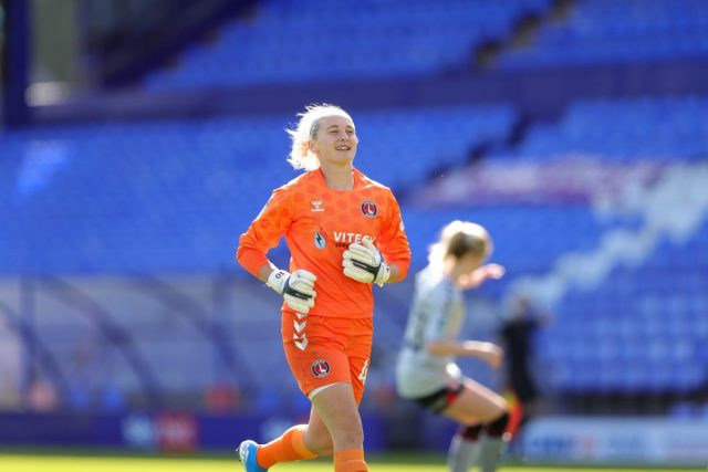 Brighton & Hove Albion keeper's loan stint with Charlton Athletic comes to an end