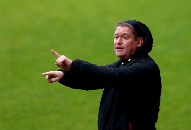 'The set play won it' – Bristol City interim boss Beard reflects on Conti Cup success