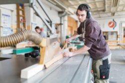 FAW Berufsvorbereitung Holz