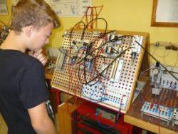 FAW Werkstatttage Elektrowerkstatt