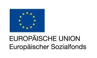 Logo Europäische Union, Europäischer Sozialfonds