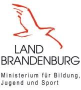 Logo Ministerium für Bildung, Jugend und Sport, Land Brandenburg