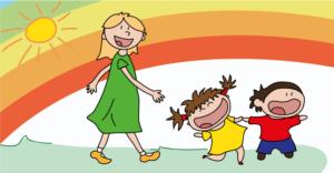 Logo Eltern-Kind-Gruppe Kinderparadies