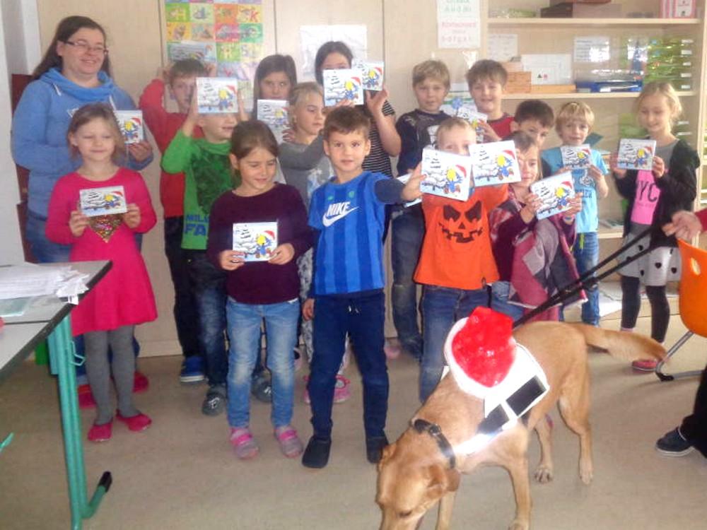 Montessori Grundschule KW_Eine kleine vorweihnachtliche Überraschung..._Dezember 2017_3