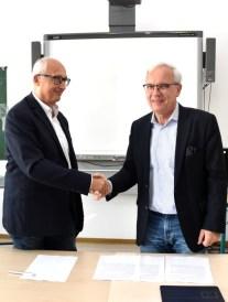 Berufliche Schule der FAWZ gGmbH_Vertrag mit FHM unterzeichnet_Mai 2019_13