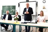 Berufliche Schule der FAWZ gGmbH_Vertrag mit FHM unterzeichnet_Mai 2019_7