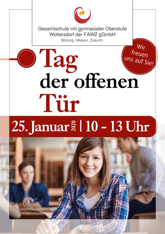 Gesamtschule Woltersdorf_Tag der offenen Tür am 25. Januar 2020