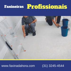 Empresa de Faxina Doméstica Belo Horizonte