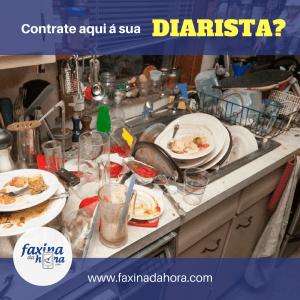 Serviço de Faxina Residencial Belo Horizonte