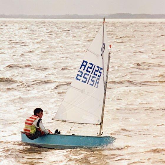 Charla Generación Dorada - Optimist en el Agua