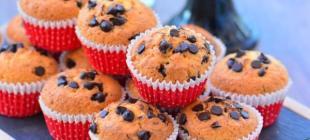 Evde Kolay Damla Çikolatalı Muffin Nasıl Yapılır?