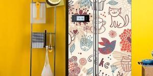 Buzdolabı Kaplama Sticker Nasıl Yapılır?