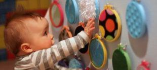 0-6 Ay Bebeklerin Oynadığı En Güzel Bebek Oyunları