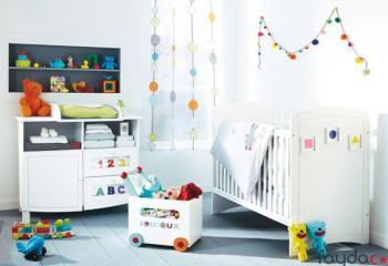Bebek Odası Dekorasyon Fikirleri için Muhteşem Öneriler