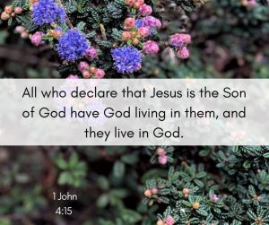 What if we say we're believers but don't love like God?