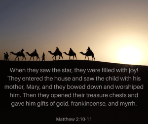 What about the wise men?