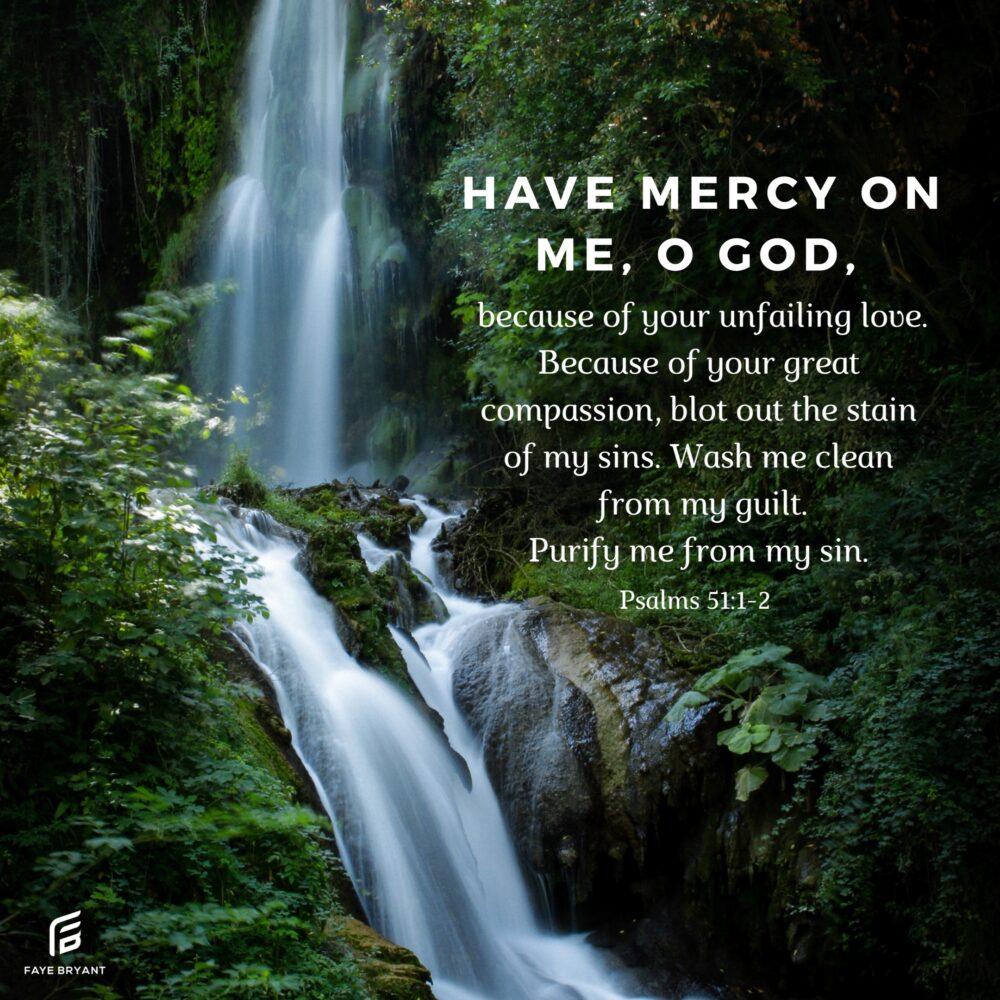 Living in turmoil or grace?