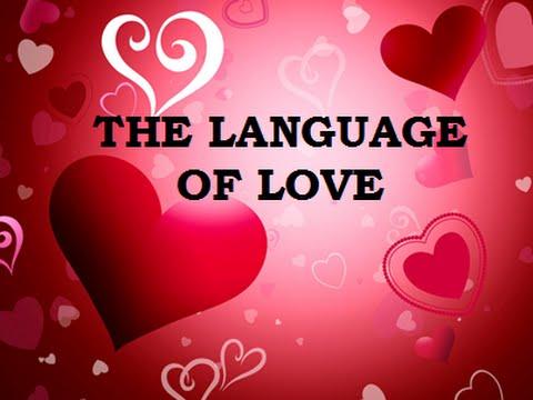 The Language of Love