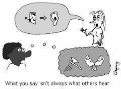 misunderstanding language