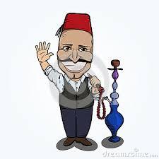 traditionalist, Turkish man